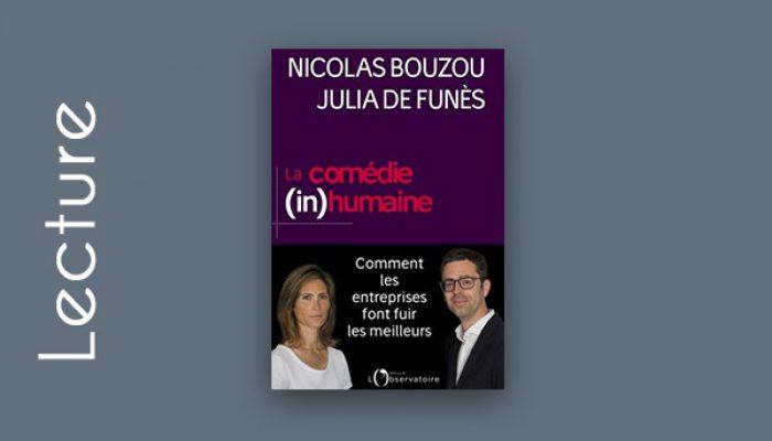 La comédie (in)humaine par Nicolas BOUZOU et Julia DE FUNES