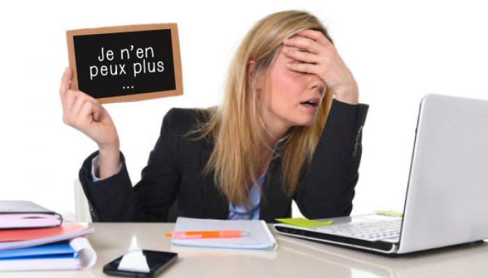 BURN OUT ou l'épuisement professionnel, qu'est-ce que c'est ?